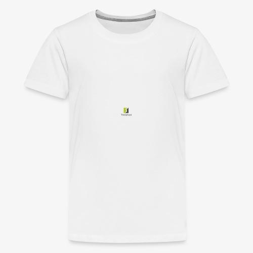 Trickshoot märke - Premium-T-shirt tonåring