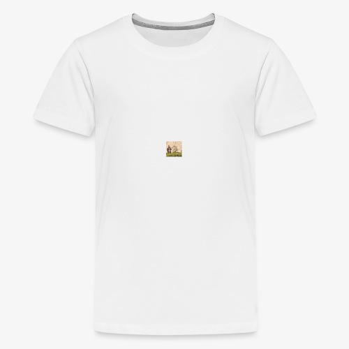 FLO - Moi, je dis - T-shirt Premium Ado