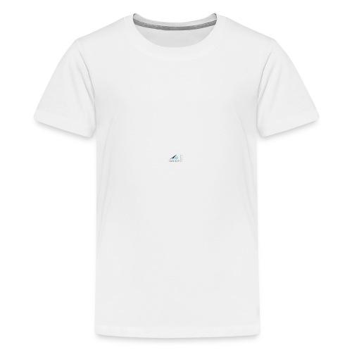 DAVETOP LOGO - Teenager Premium T-Shirt