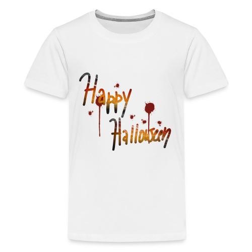 Happy halloween - T-shirt Premium Ado