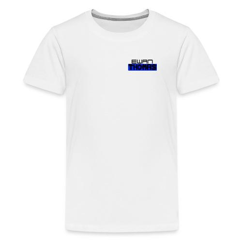 ewan thomas tees - Teenage Premium T-Shirt