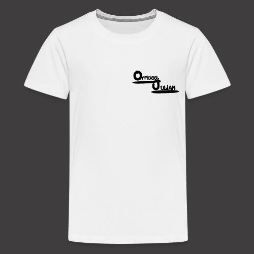Officieel Julian - Teenager Premium T-shirt