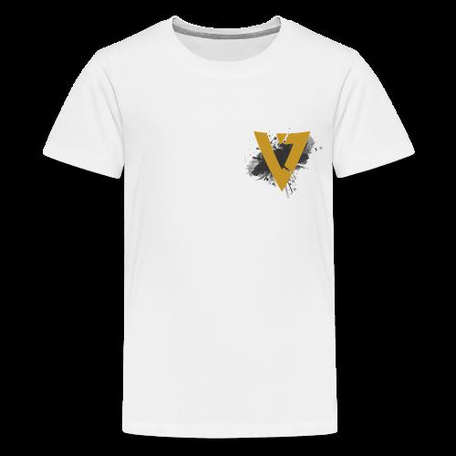 (Black) Limited edition! - Teenager Premium T-Shirt