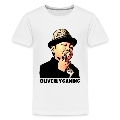 OliverLyGaming - Teenager premium T-shirt