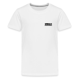 Sponicles Signature Design! - Teenage Premium T-Shirt