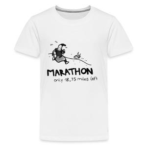 marathon-png - Koszulka młodzieżowa Premium