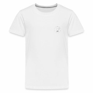 Households logo - Premium-T-shirt tonåring
