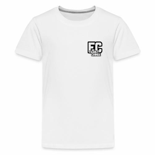FAMILY CRINGE - Premium-T-shirt tonåring