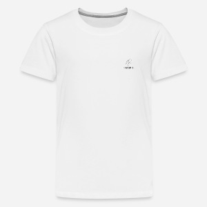 Harbul Simple Design - Teenage Premium T-Shirt