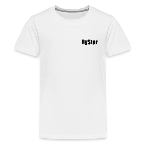 Ry Star clothing line - Teenage Premium T-Shirt
