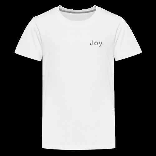 Joy Logo - Teenager Premium T-Shirt