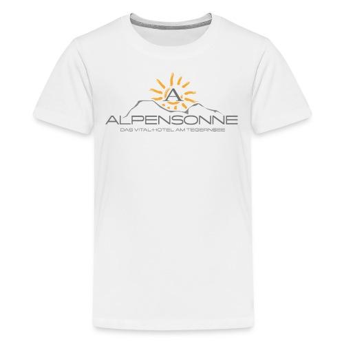 Hotel Alpensonne Tegernsee - Teenager Premium T-Shirt