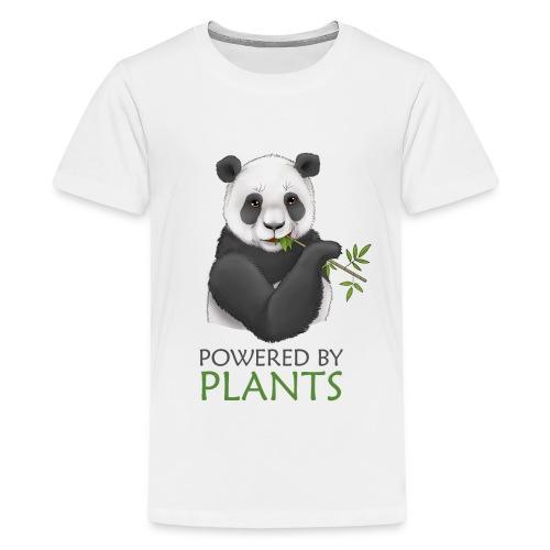 Panda 2 Plantbased - Premium-T-shirt tonåring