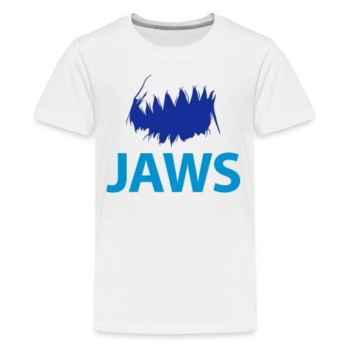 Jaws Dangerous T-Shirt - Teenage Premium T-Shirt