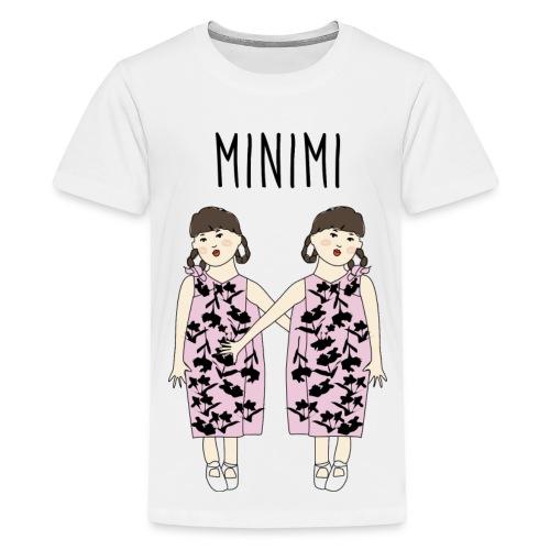 MiniMädchen - Teenager Premium T-Shirt