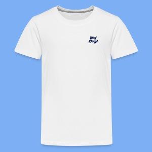 chef daryl design - Teenage Premium T-Shirt