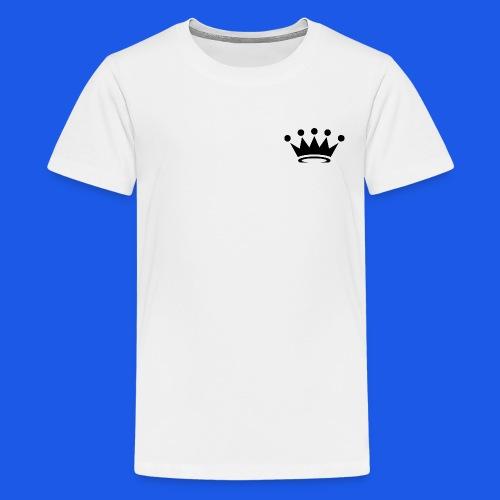 sebking04 - Premium T-skjorte for tenåringer