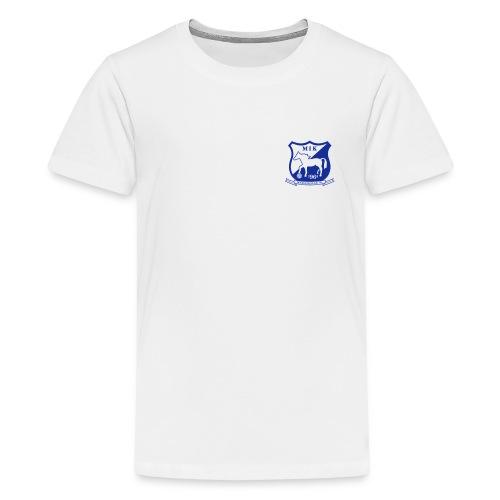 MIK - Premium-T-shirt tonåring