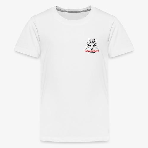 Kyodai Club Badge - Teenage Premium T-Shirt