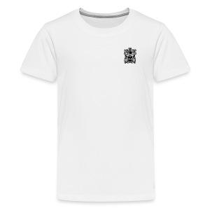 Saxon Club - Teenage Premium T-Shirt