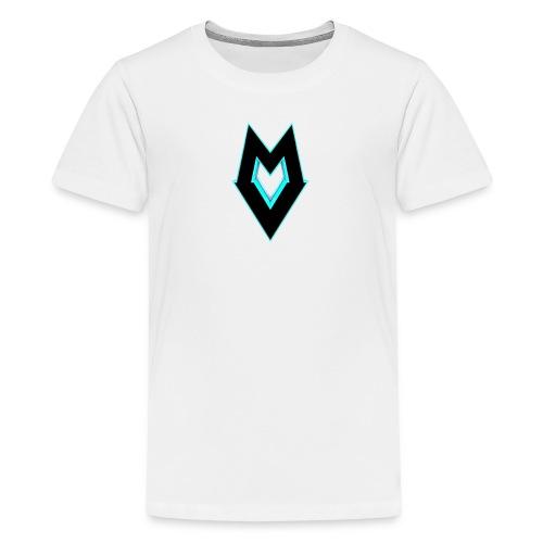 MV-Blue - Teenage Premium T-Shirt