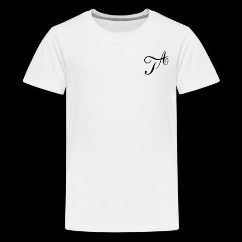 Tom Ageddon Signature - Teenage Premium T-Shirt