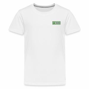 GreenStar - Teenage Premium T-Shirt