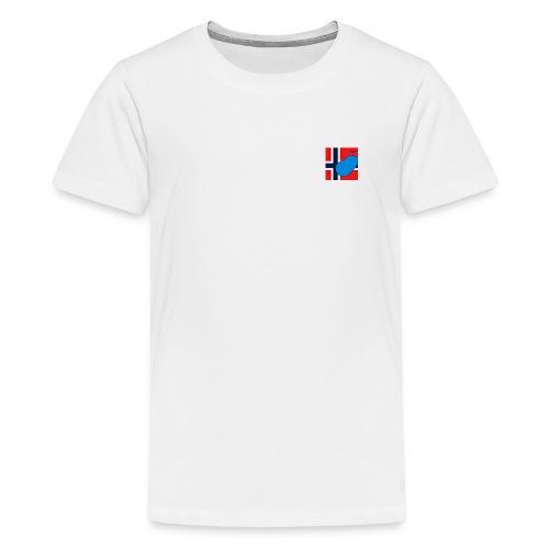 NorPot SAS ACE - Premium T-skjorte for tenåringer