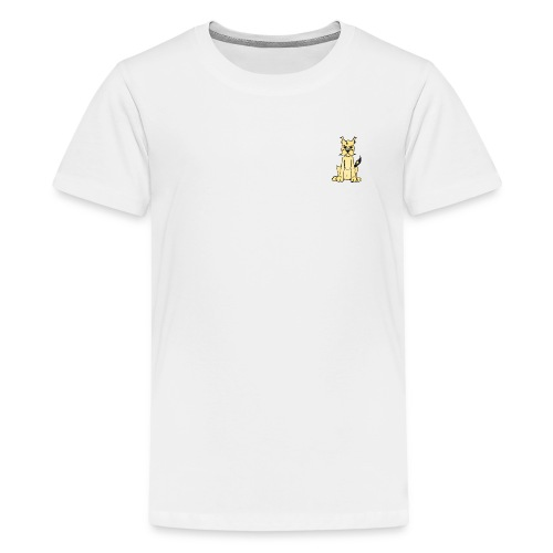 Simplement GRR - T-shirt Premium Ado