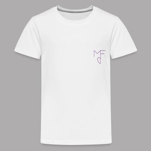 MF - T-shirt Premium Ado