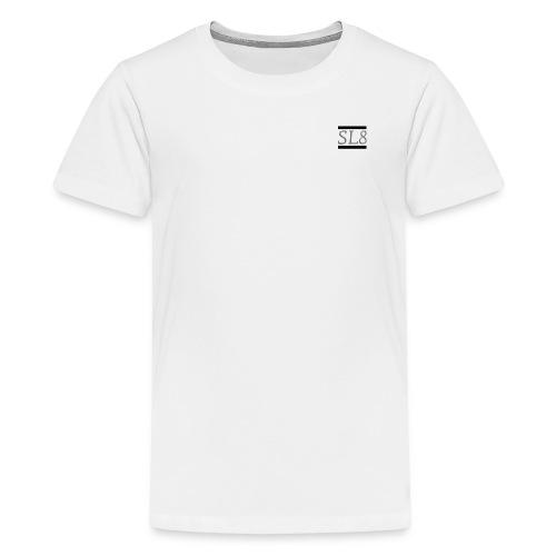 Short Sleve Shirt - Teenage Premium T-Shirt