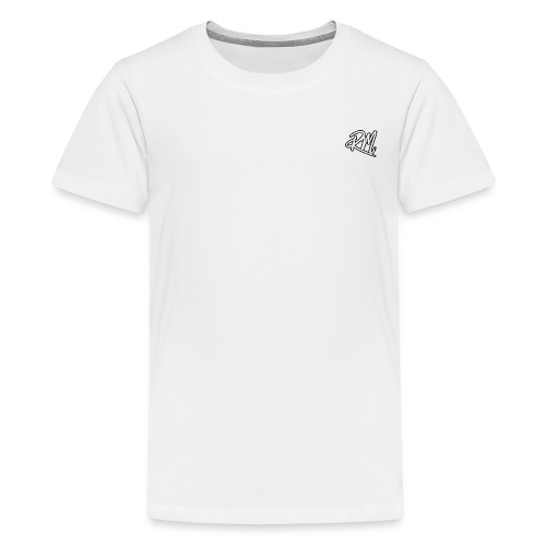 Merch Logo - Teenage Premium T-Shirt