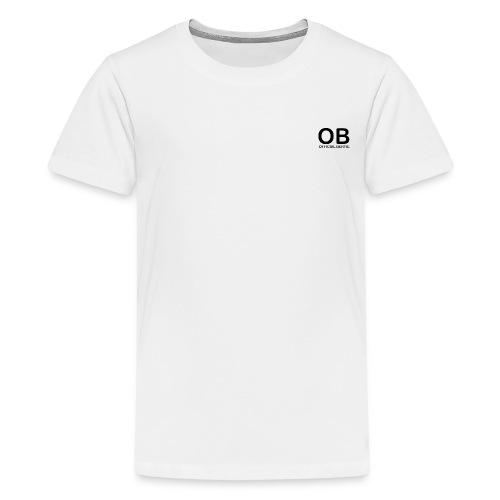 Official Bertie - Teenage Premium T-Shirt