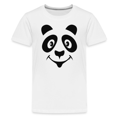 FP10-52 PANDA LOOK Textile and Gift Products - Teinien premium t-paita
