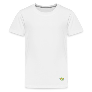 The Little Parrot - Teenage Premium T-Shirt