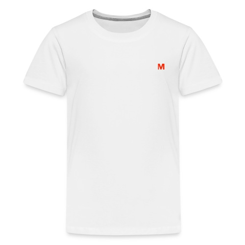 MJL VLOGS MERH - Teenage Premium T-Shirt