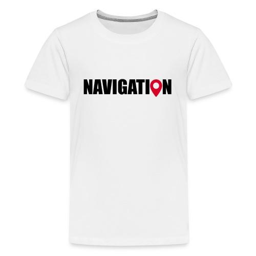 NAVIGATION - T-shirt Premium Ado