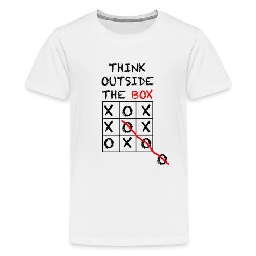 outside the box - Premium-T-shirt tonåring