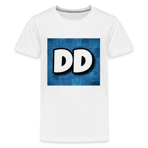 Logo Merchandise - Teenager Premium T-shirt