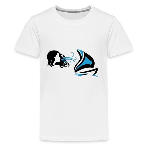Des Voiles & Femmes - T-shirt Premium Ado