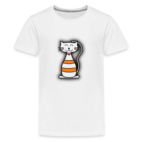 Chat raye - T-shirt Premium Ado