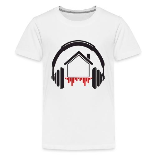 mix at home Logo - T-shirt Premium Ado