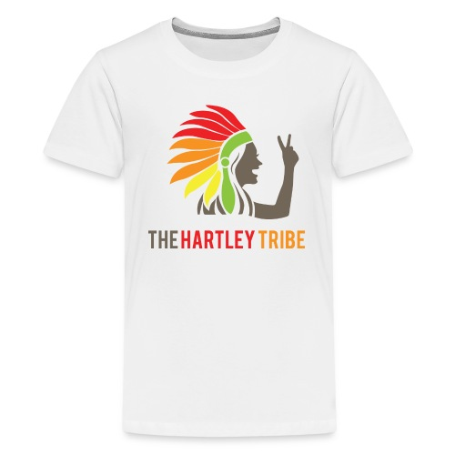 The Hartley Tribe - Teenager Premium T-Shirt