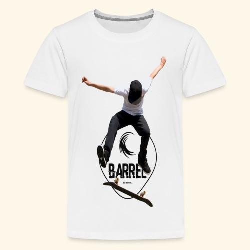 Barrel_skate - Camiseta premium adolescente
