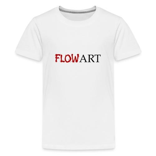 FlowArt - T-shirt Premium Ado