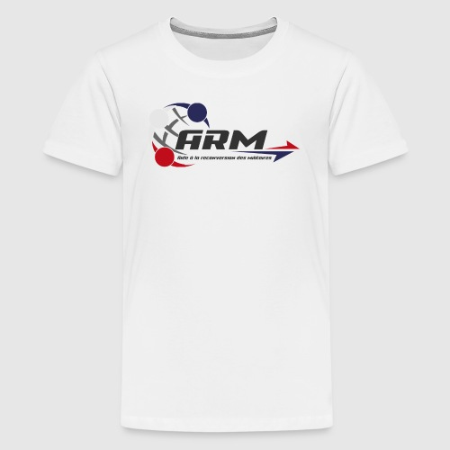 ARM OFFICIEL - T-shirt Premium Ado