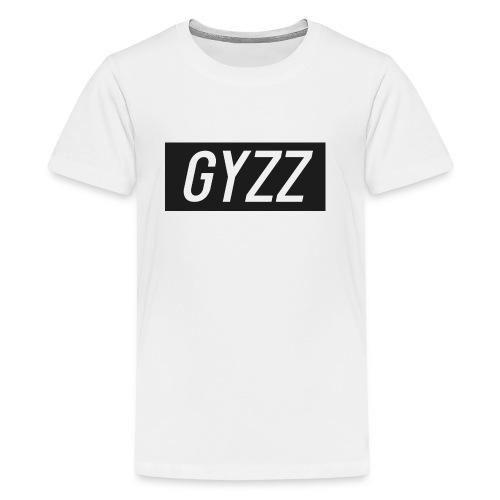 Gyzz - Teenager premium T-shirt