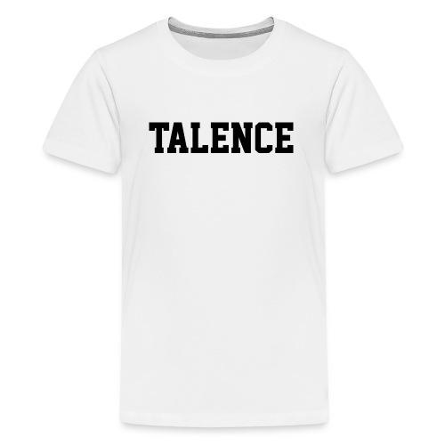 Talence Logo print - Teenager Premium T-Shirt