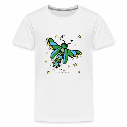 Luxul- Die Hüterin von Orbis - Teenager Premium T-Shirt