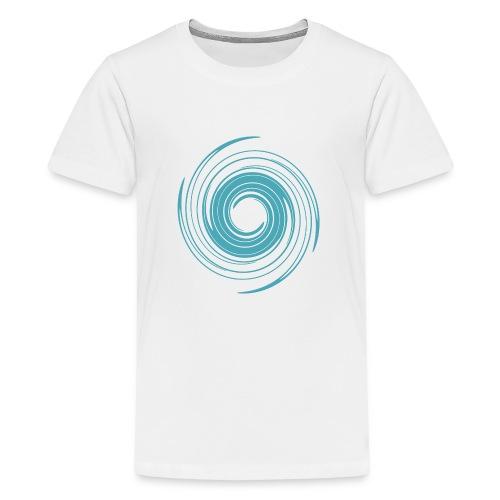 Swirl Jr. Merch - Teenage Premium T-Shirt